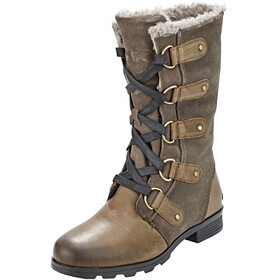 Sorel W's Emelie Lace Boots Major/Black